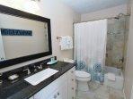 Renovated Twin Bathroom
