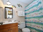 Bunk Room has Private Bathroom