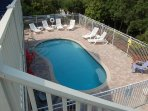 Large Gated Pool Area