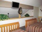 Loft Flat Screen TV