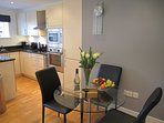 """""""Absolutely loved the flat with all its quality appliances, linen and fixtures."""" MS, Australia."""