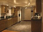Modern granite kitchen with everything you need.