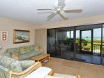 Living Area Leading Out To Lanai