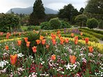 The Gardens at Muckross House in Killarney National Park.