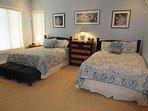 bedroom 5 upstairs oceanfront