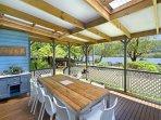 Jacaranda Waterview Cottage