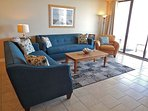 Living Area w/Deck Access