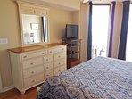 Master Bedroom w/Deck Access