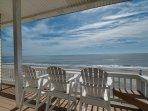 Amazing Oceanfront Views