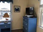 3rd bedroom - flat screen TV