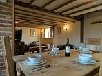 Partridge Barn - our high standard character barn for your holiday