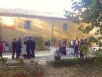 Réception à Castillou