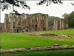 Furness Abbey close proximity