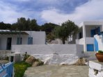 Un gîte de charme à l'architecture typique de Sifnos