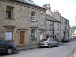 Cosy cottage in Upper Settle with woodburner.