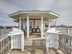 With a 450-foot pier and 2,000 square feet of comfortable interior living space, this home offers plenty of room for...