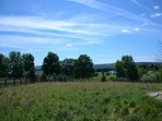 Our farm is on 12 private acres 3/4 of a mile from Cooperstown NY !