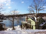 Seanook, your winter get-away on the mid-coast, East Boothbay, Maine