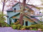 Arriving at Seanook in Spring, your vacation get-away in East Boothbay