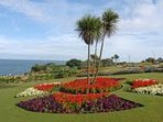 Award winning gardens at Hunstanton near Lees Holiday Park.