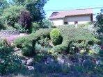 Chalet 'Pinson' et sa vue imprenable sur les massifs du Sancy