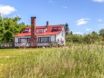 Located on 120 private, secluded acres