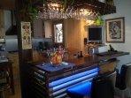 The Kitchen - Bar View