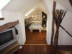 Attic bedroom 2