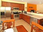 Full Equipped Kitchen with brand new appliances
