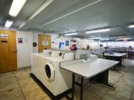 Washer, Furniture, Indoors, Room, Chair