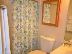 Toilet, Curtain, Home Decor, Indoors, Room