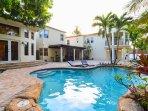 8BR Villa in Miami Beach / Movie Theater / Pool
