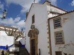Church nearby Casa da Travessa