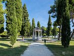 Park Sustipan, 4 min walking from the apartment