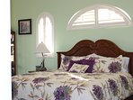 King size pillow top