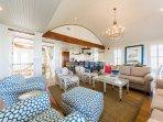 Comfortable, upscale furnishing