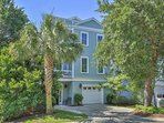 Beautiful IOP Single Family Home