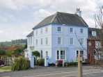 Attractive holiday home | Regent House, Starcross, near Dawlish