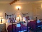 Rose Cottage - 2nd bedroom