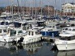 Sovereign Harbour, Eastbourne.