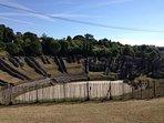 Amphitheater at Saintes