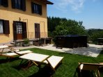 Country house in Tuscany - 3 double bedrooms
