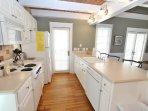 Kitchen Towards Sink - Breakfast Bar