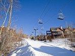 Ski In / Ski Out Property