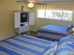 Guest Bedroom w/ 2 Full Beds (top floor)