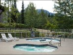 Relax in the Year Round Hot Tubs