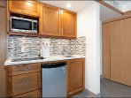 Charming Fully Equipped Kitchenette