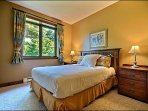 Bedroom Two Also Offers you One Cozy Queen Bed