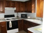 clean efficient kitchen with everything you will need