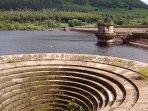 Ladybower,Dambusters Dam